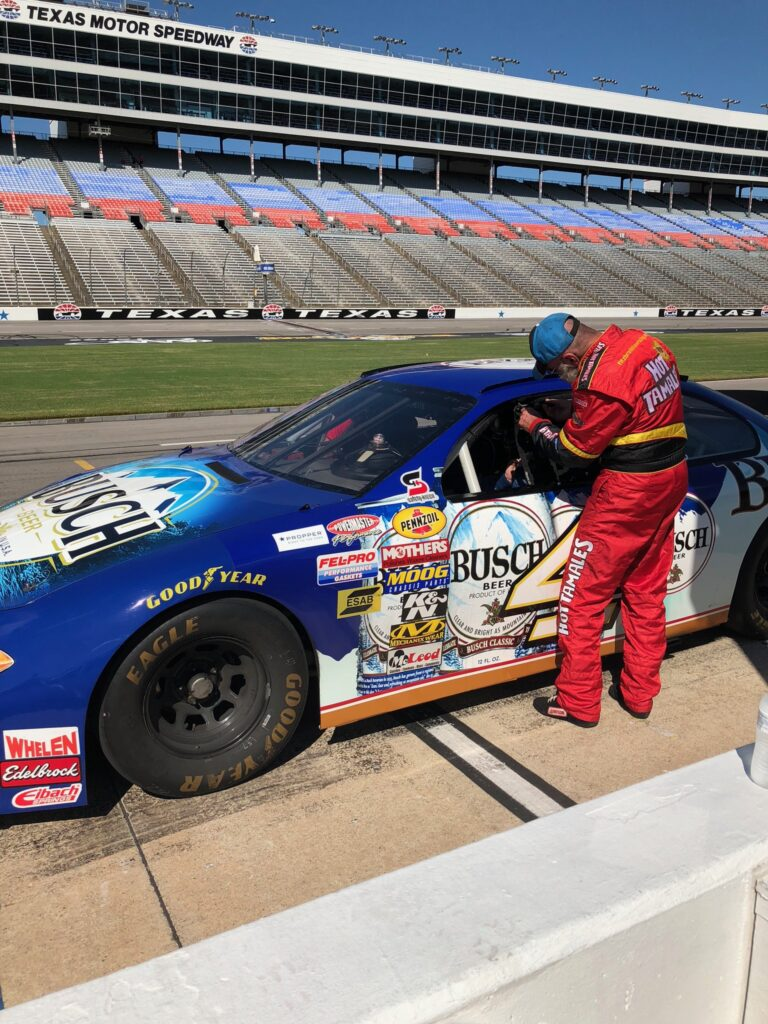 Gift ideas for texans unique gift ideas things to do in for Texas motor speedway driving experience